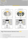 HP LED Downlight